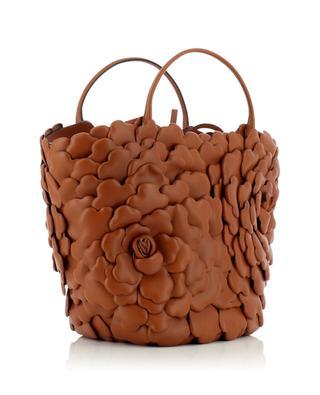 Tasche aus Leder 03 Rose Edition Atelier Bucket VALENTINO