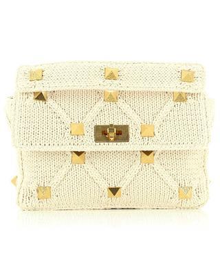 Roman Stud knitted handbag VALENTINO