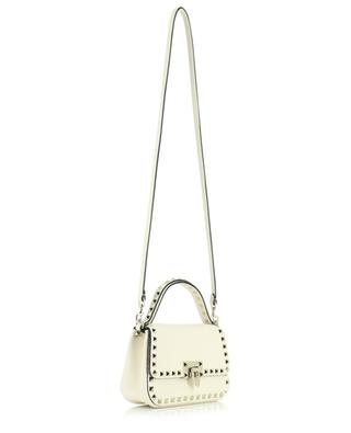 Rockstud Small convertible grained leather handbag VALENTINO