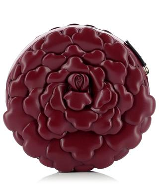 Sac porté épaule rond en cuir nappa 03 Rose Edition Atelier VALENTINO