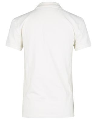 Polo en coton piqué à manches courtes Beaded Logo POLO RALPH LAUREN
