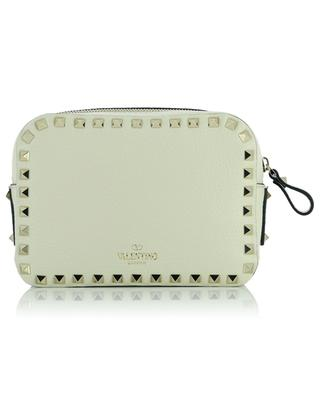 Small Rockstud Camera grained leather cross body bag VALENTINO