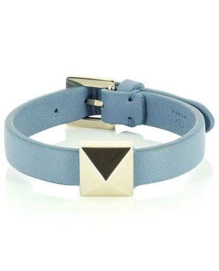 Armband aus Leder Roman Stud VALENTINO