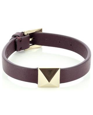 Roman Stud leather bracelet VALENTINO