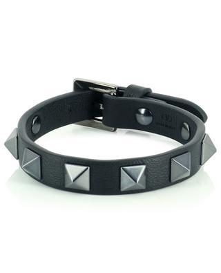 Studded leather bracelet VALENTINO