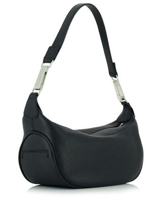 Ami grained leather shoulder bag BY FAR