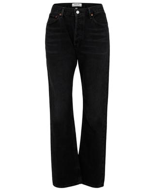 Jean droit taille basse Lana Vintage Haywire AGOLDE
