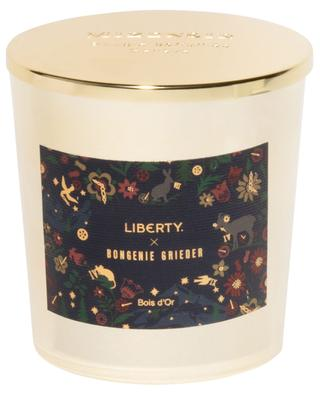 Liberty x Bongénie Grieder Bois d'Or scented candle - 230 g MIZENSIR
