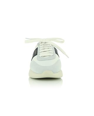 Genesis Vintage Runner multi-fabric with silver detail AXEL ARIGATO