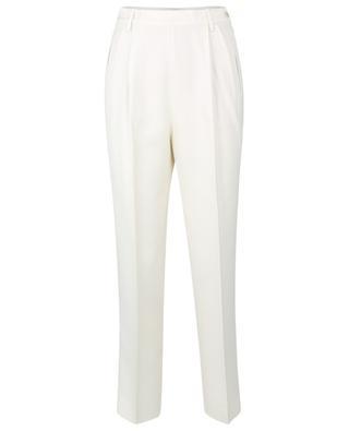 Grain de Poudre viscsose tailored trousers ETRO