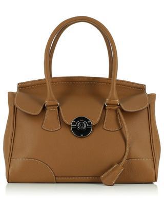Handtasche aus genarbtem Leder Petit Riviera BERTHILLE MAISON FRANCAISE