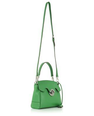 Handtasche aus genarbtem Leder Mini Riviera BERTHILLE MAISON FRANCAISE