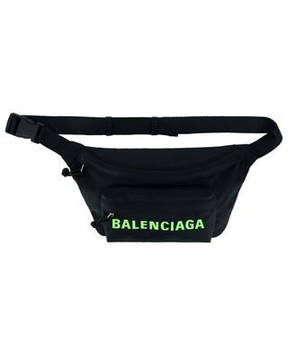 Wheel Beltpack nylon bum bag BALENCIAGA