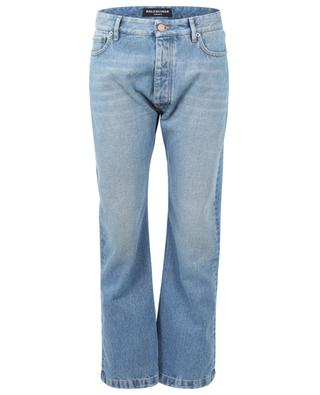 Baggy-Jeans mit geradem Bein und halbhoher Taille BALENCIAGA