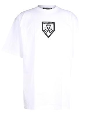 T-shirt imprimé Scissors Flatground BALENCIAGA
