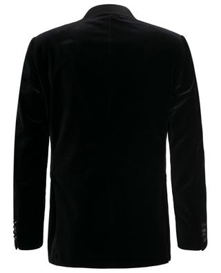 Smoking-Jacke aus Samt und Satin BRIONI
