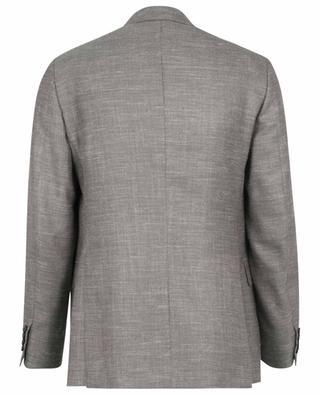 Veste de costume en tweed léger Plume BRIONI