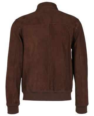 Unlined suede jacket VALSTAR MILANO 1911