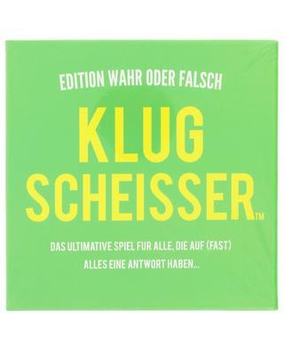 Partyspiel Klugscheisser - Edition Wahr oder Falsch KYLSKAPSPOESI