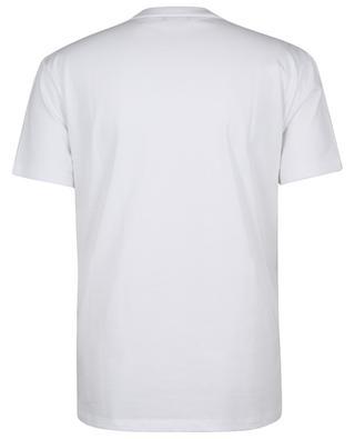 Logo printed crewneck T-shirt FAY