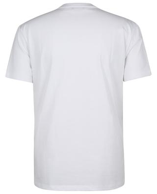 Rundhals-T-Shirt mit Logoprint FAY