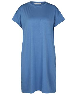 Amie jersey long night T-shirt with pocket SUNDAY IN BED