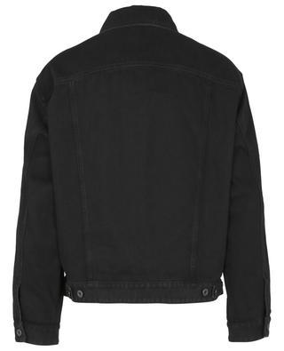 VLTN Tag adorned denim jacket VALENTINO
