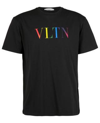 T-shirt imprimé logo VLTN Multicolors VALENTINO