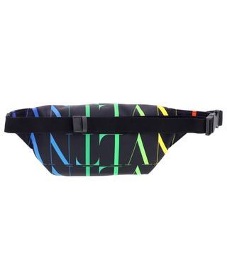 Sac ceinture en nylon VLTN Times Rainbow VALENTINO
