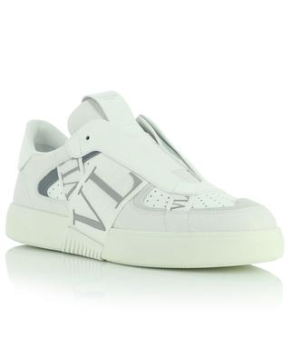 VL7N white leather low-top lace-up sneakers VALENTINO