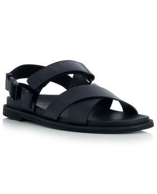 Sandales en cuir esprit randonnée VLTN VALENTINO
