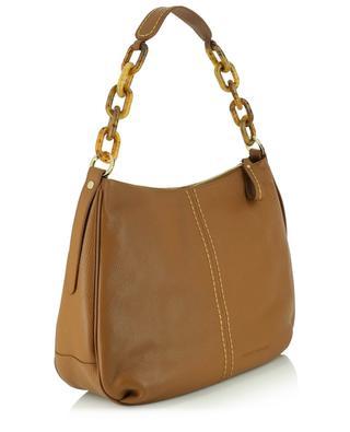 Grand sac à main en cuir grainé Ambra 21196 California PLINIO VISONA'