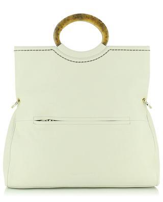Ambra 21193 California grained leather tote bag PLINIO VISONA'