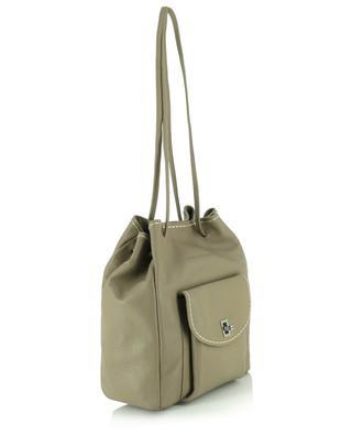 Rucksack aus genarbtem Leder Clea 21124 California PLINIO VISONA'