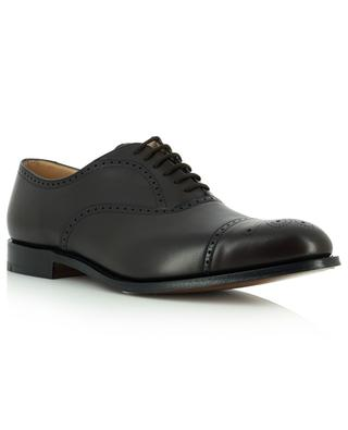 Toronto oxford shoes in smooth leather with perforations CHURCH'S