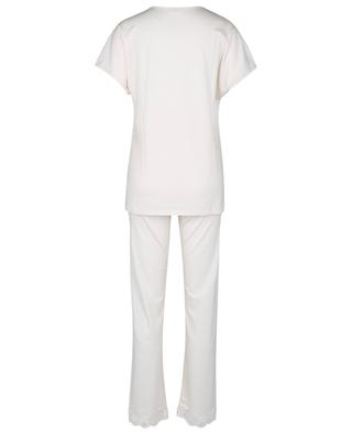 Pyjama en modal et soie ZIMMERLI