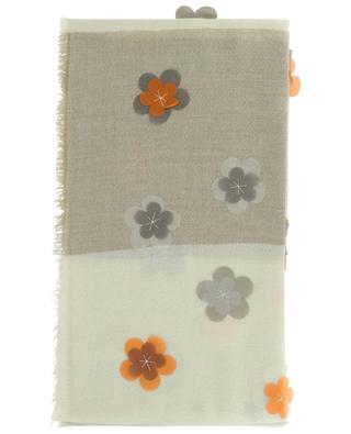 Écharpe à applications florales Beauty 19 ANDREA'S 47