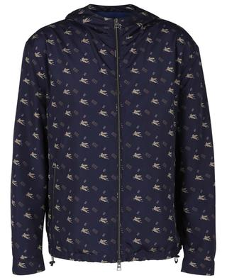 Pegaso printed windbreaker jacket ETRO