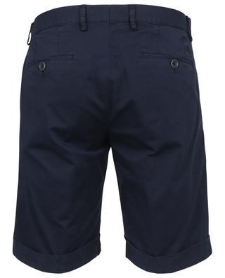 Slim-Fit-Shorts mit Paisley-bedruckten Umschlägen ETRO