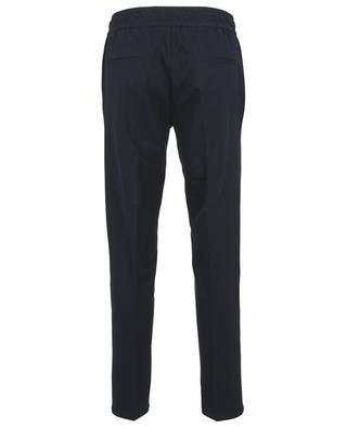 Pantalon esprit jogging en coton piqué CIRCOLO 1901