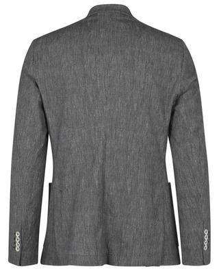 Blazer slim à chevrons en jersey CIRCOLO 1901
