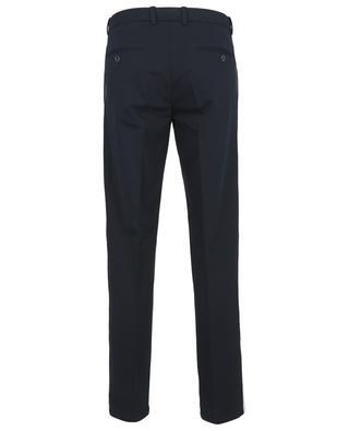 Piqué cotton trousers with side stripes CIRCOLO 1901