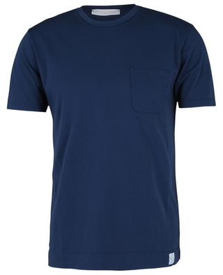 Short-sleeved T-shirt with chest pocket DANIELE FIESOLI