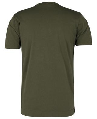 Kurzarm-T-Shirt mit Brusttasche DANIELE FIESOLI