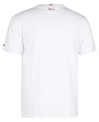 Mickey Monday printed short-sleeved T-shirt MC2 SAINT BARTH