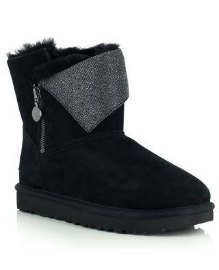 Classic Caviar Mini shearling ankle boots UGG