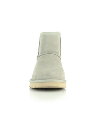 Classic Mini II Metallic shearling ankle boots UGG