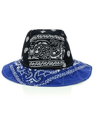 Bandana printed cotton bucket hat ARIZONA LOVE