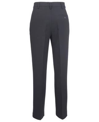 Straight-fit crepe trousers FORTE FORTE