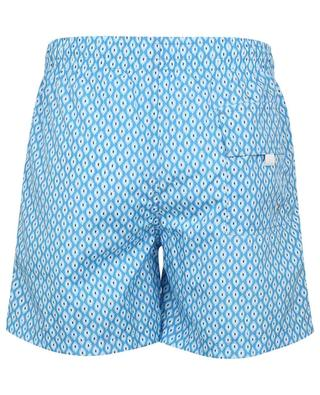 Tahiti Ikat printed swim shorts ROSI COLLECTION